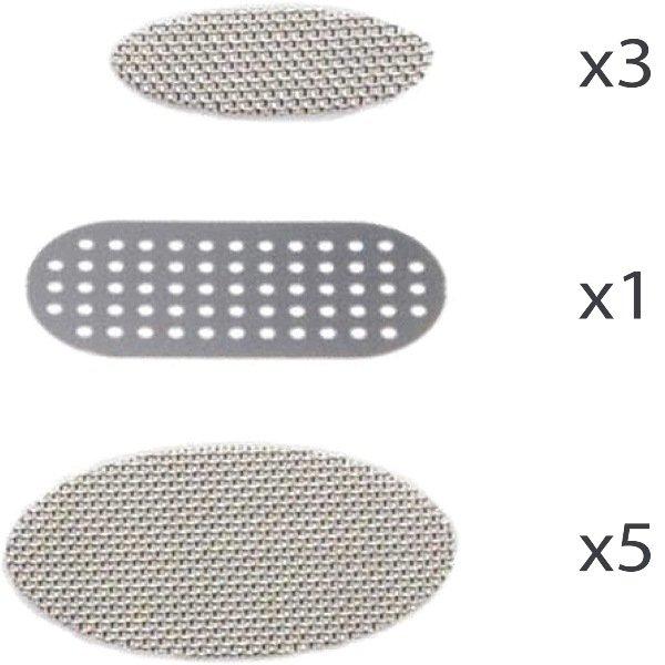 vaporizer filter set
